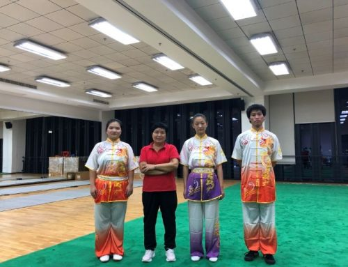 "UM Martial Arts Team won 1 Gold and 4 Silvers at ""2020 International WuDeBei Traditional Wushu Competition (Online)"""