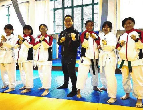 "UM Karate Team won 6 Golds, 2 Silvers and 4 Bronzes at ""The 20th Karate Do Clube De Macau (KCM) Tournament"""
